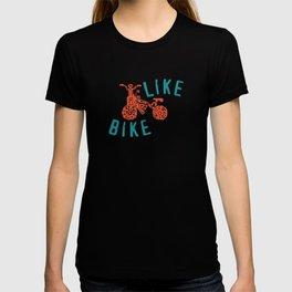 Like Bike T-shirt