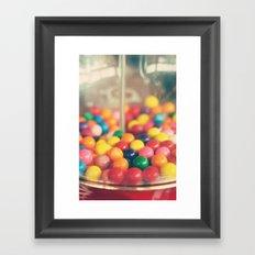 Bubble, bubble Framed Art Print