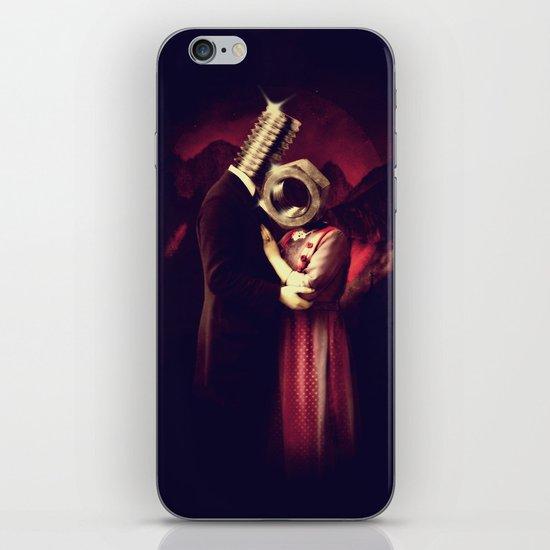 Screw Love iPhone & iPod Skin