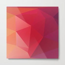 Geometric Mix 5 Metal Print