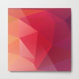 Geometric Mix 5 Metal Print