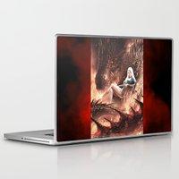 destiny Laptop & iPad Skins featuring Destiny by Todor Hristov