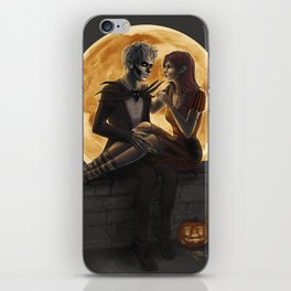 This Is Halloween iPhone Skin