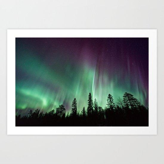 Aurora III Art Print