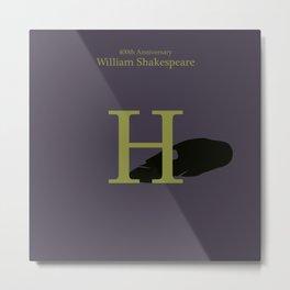 Hamlet/400 Metal Print