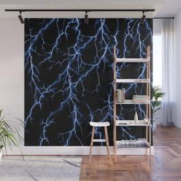 Electric Avenue Wall Mural