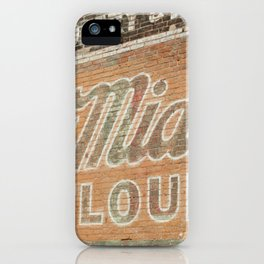 Willy Street 1 iPhone Case