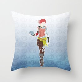 Borderlands 2 - Lilith Throw Pillow
