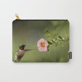 Tiny Hummer Carry-All Pouch