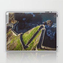 Matin Noir II Laptop & iPad Skin