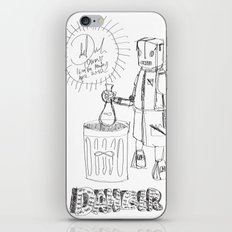 Danger. [SKETCH] iPhone & iPod Skin