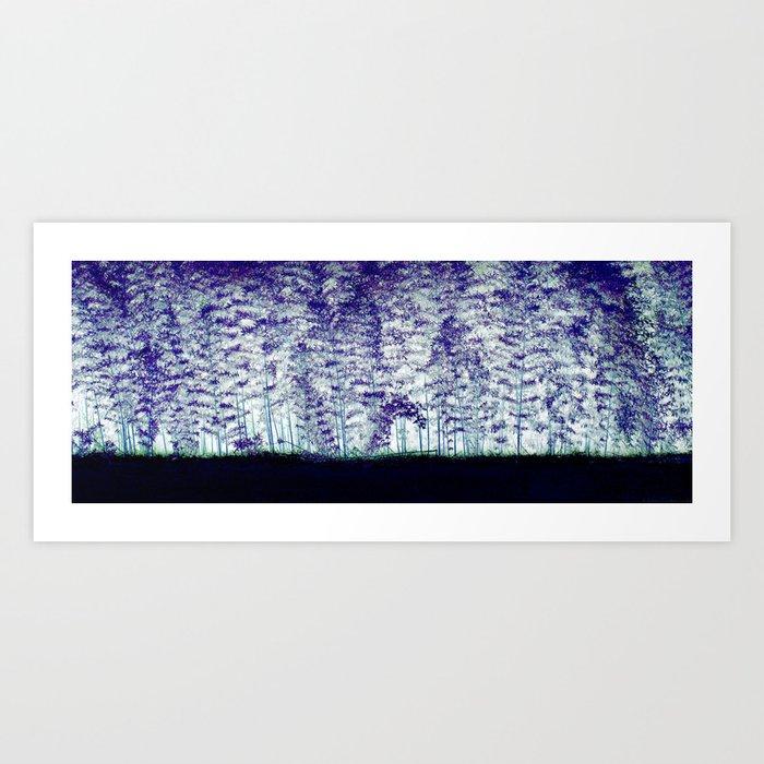 """Phantom Forest"" Art Print"