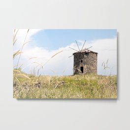 The Old Flour Mill Metal Print