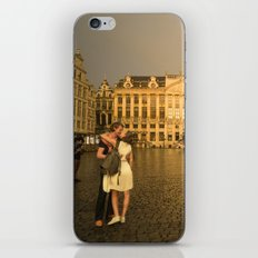 From Brussells with Love iPhone & iPod Skin