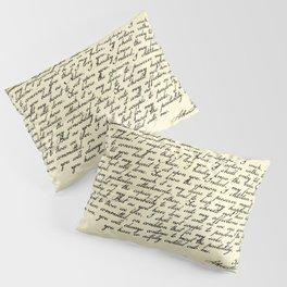 Alexander Hamilton Letter to John Laurens Pillow Sham