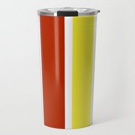 Stripes in colour 4 Travel Mug