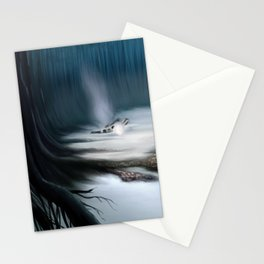 Swamps of Dagobah Stationery Cards
