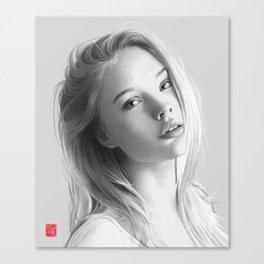 Ivo Canvas Print