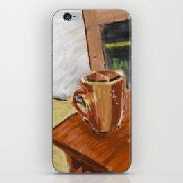 Morning Joe iPhone Skin