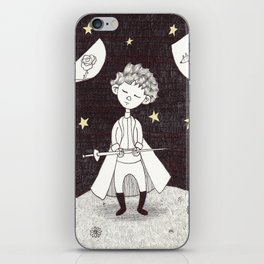Le petit prince iPhone Skin