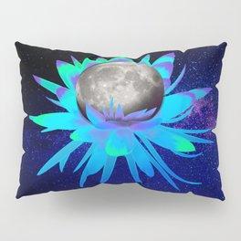 Moon Flower Pillow Sham