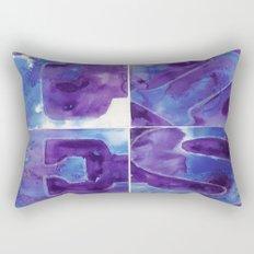 True Lies Rectangular Pillow