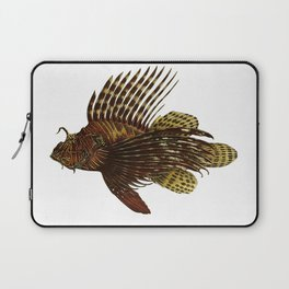 Red Lionfish Laptop Sleeve