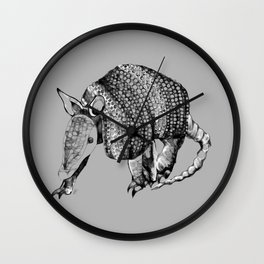 Cingulata Wall Clock