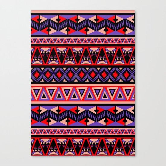 Neo Tribal Canvas Print