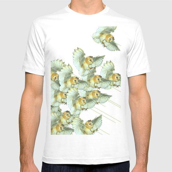 Killer Owls T-shirt