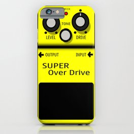 OverDrive iPhone Case
