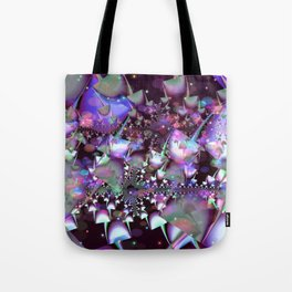 Psychedelic mushrooms Tote Bag