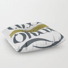 A-OK Floor Pillow