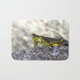 Grasshopper Bath Mat