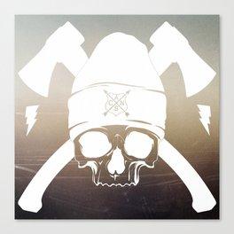 CansOne Killer Logo Canvas Print