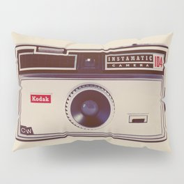 Instamatic Pillow Sham