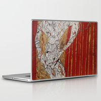 theater Laptop & iPad Skins featuring The Theater by Atziri