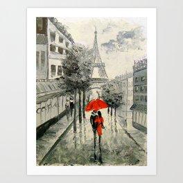 Paris Paris Kunstdrucke