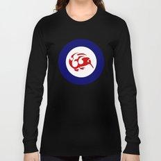 Kiwi Air Force Roundel Long Sleeve T-shirt