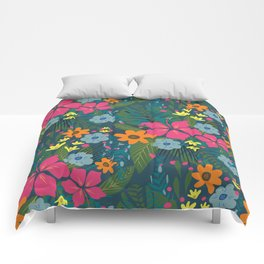 Exotic Jungle Comforters