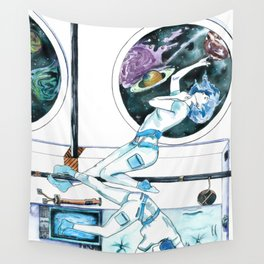 Gemini Journey Wall Tapestry