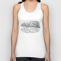 muppet Tank Tops featuring Muppet Builders by Thomas Orrow