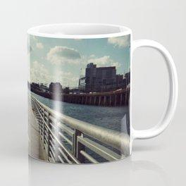 river walkin' Coffee Mug