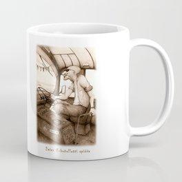 The King of the Road (Retro)  Coffee Mug