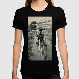 Bike owned by the Bushells T-shirt