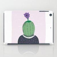 cactus iPad Cases featuring Cactus by Rodrigo Fortes