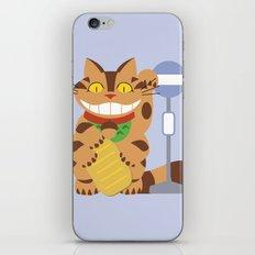 Lucky Catbus iPhone & iPod Skin