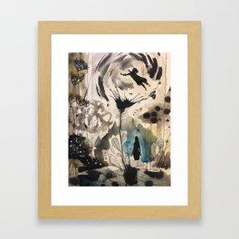 Womanhood Framed Art Print