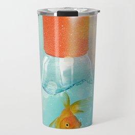 Goldfish Ideas Travel Mug