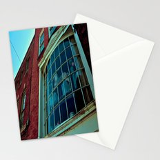 Window Through The Past Stationery Cards